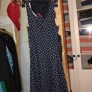 H&M Polka dot juniors dress